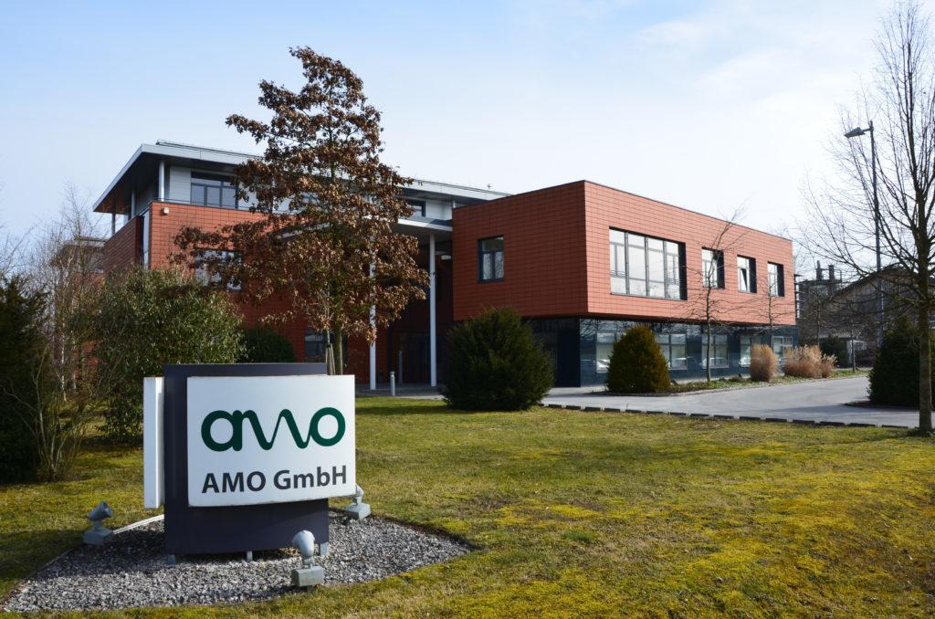 AMO GmbH Firmengebäude