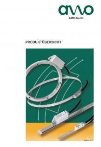 AMO GmbH Produktübersicht